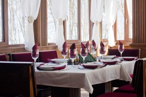 Хотел Боженци Ресторант