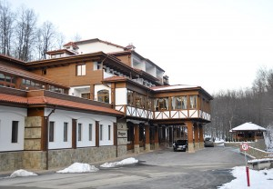Хотел Боженци